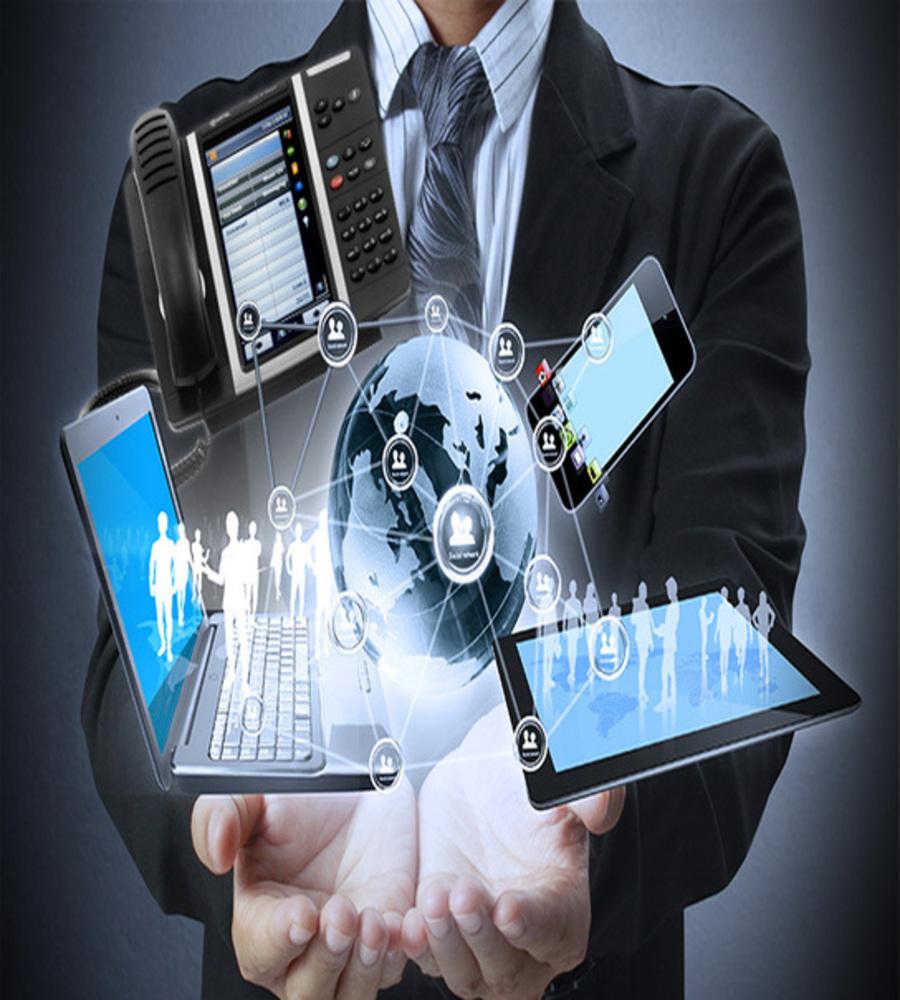 حلول تقنية المعلومات